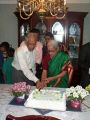 View photo 50th Anniversary - cake cutting